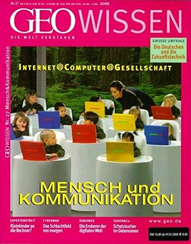 9783570192818: Geo Wissen Kt, Mensch und Kommunikation