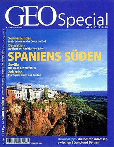 9783570193204: GEO Special Spaniens Süden.