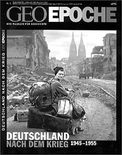 9783570193761: Geo Epoche 09. Deutschland nach dem Krieg 1945 - 1955.