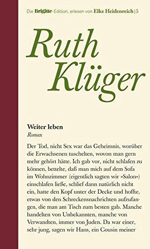 9783570195154: Weiter leben. Brigitte-Edition Band 5