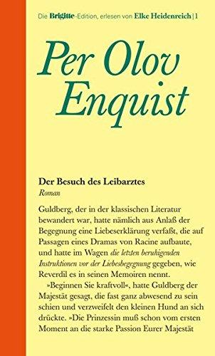 Der Besuch des Leibarztes. Brigitte-Edition Band 1: Per Olov Enquist
