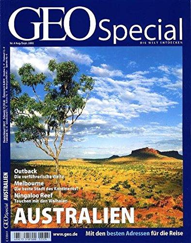 9783570195628: GEO Special Australien