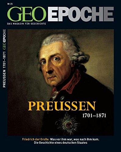 9783570197240: GEO Epoche Preu�en: Das Magazin f�r Geschichte