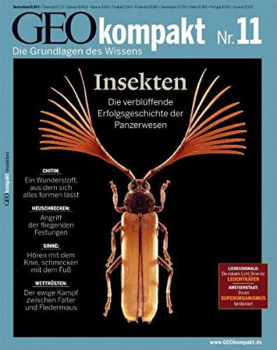 9783570197431: GEOkompakt Die Welt der Insekten