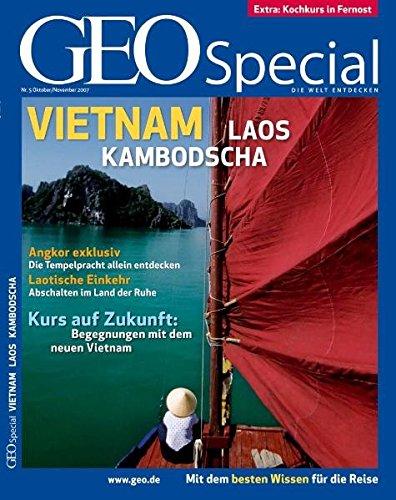 9783570197530: Geo Special Vietnam, Laos, Kambodscha