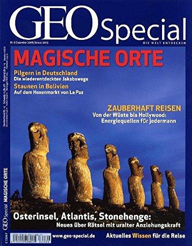 9783570198117: Geo Special Magische Orte
