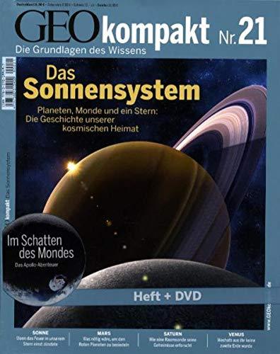 9783570199497: GEO kompakt Das Sonnensystem: Planeten, Monde und ein Stern: Die Geschichte unserer kosmischen Heimat