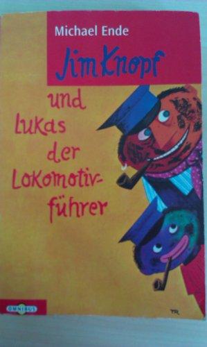 9783570201459: Jim Knopf und Lukas der Lokomotivführer. ( Ab 8 J.).