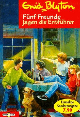 9783570202869: Fünf Freunde jagen die Entführer, Bd 13
