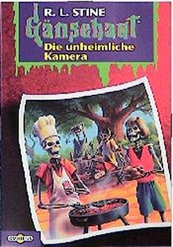 9783570203989: Gänsehaut 15. Die unheimliche Kamera. ( Ab 10 J.).
