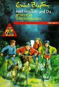 Fünf Freunde und Du geraten in Schwierigkeiten. ( Ab 10 J.). (3570204960) by Blyton, Enid; Moost, Nele.