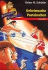 9783570206683: Kommissar Klicker 4. Geheimsache Pustekuchen. ( Ab 8 J.).