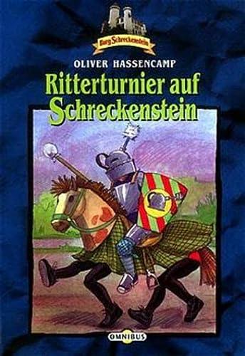 9783570208267: Burg Schreckenstein 26. Ritterturnier von Schreckenstein. ( Ab 10 J.).
