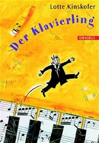 9783570209769: Der Klavierling. ( Ab 8 J.).