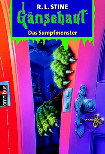 9783570211359: Gänsehaut 58. Das Sumpfmonster. ( Ab 10 J.).