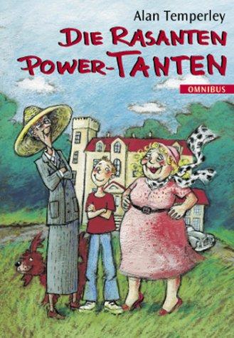 9783570212103: Die rasanten Power-Tanten.