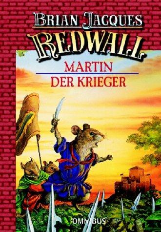 9783570213650: Martin der Krieger / Martin the Warrior (Redwall, #6)
