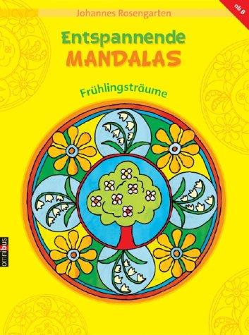 9783570214251: Entspannende Mandalas. Frühlingsträume