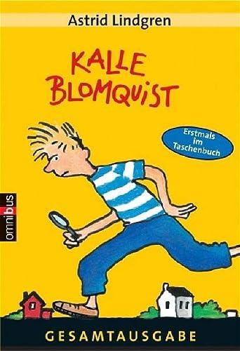 9783570214435: Kalle Blomquist. Gesamtausgabe