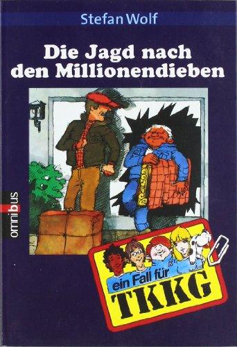 9783570215715: TKKG 01 - Jagd nach den Millionendieben