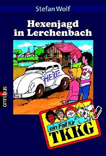 9783570215883: TKKG 18 - Hexenjagd in Lerchenbach