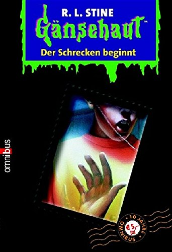 9783570215982: Gänsehaut Bd. 1-3. Der Schrecken beginnt.