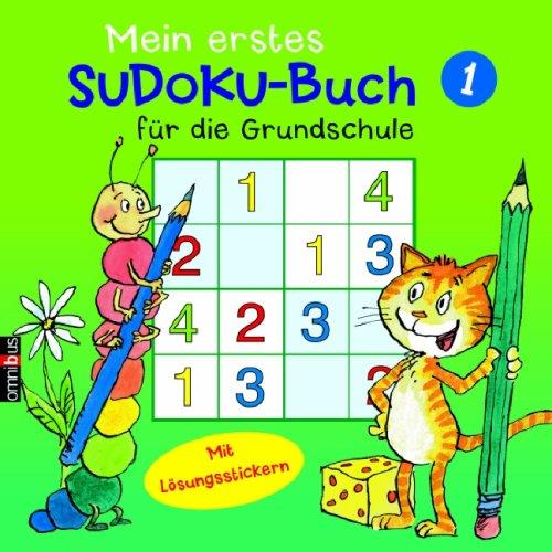 9783570218198: Mein erstes Sudoku-Buch für die Grundschule 01