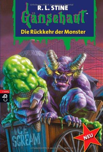 9783570220122: Gänsehaut Band 67. Die Rückkehr der Monster