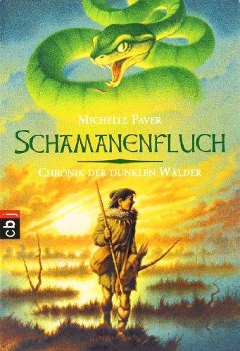 9783570221099: Chronik der dunklen Wälder 04 - Schamanenfluch