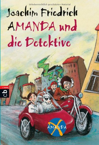 9783570221372: Amanda X - Amanda und die Detektive
