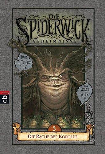 9783570222003: Die Spiderwick Geheimnisse 05. Die Rache der Kobolde