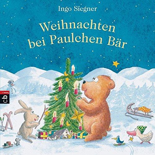 9783570222010: Weihnachten bei Paulchen Bär: 24 Geschichten zur Weihnachtszeit