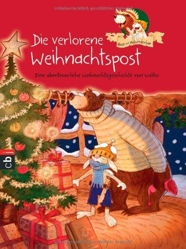 9783570222713: Hase und Holunderbär - Die verlorene Weihnachtspost