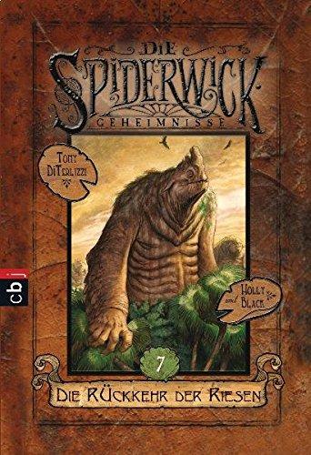 9783570222843: Die Spiderwick Geheimnisse 07 - Die Rückkehr der Riesen