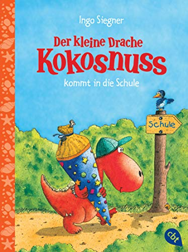 9783570225349: Der kleine Drache Kokosnuss kommt in die Schule