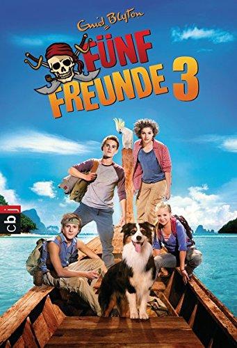 9783570225721: Fünf Freunde 03. Das Buch zum Film