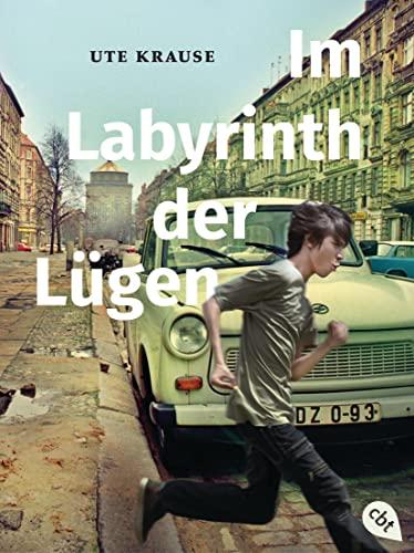 9783570226544: Im Labyrinth der Lügen