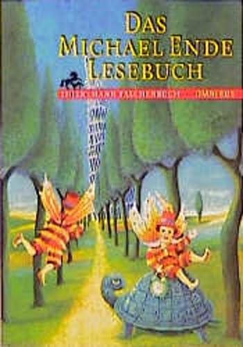 9783570260159: Das Michael-Ende-Lesebuch