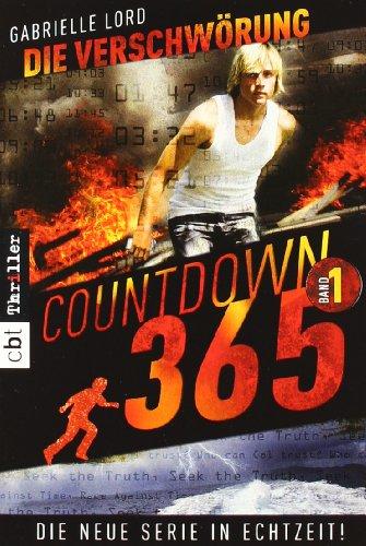 9783570306369: Countdown 365 - 01. Die Verschw�rung