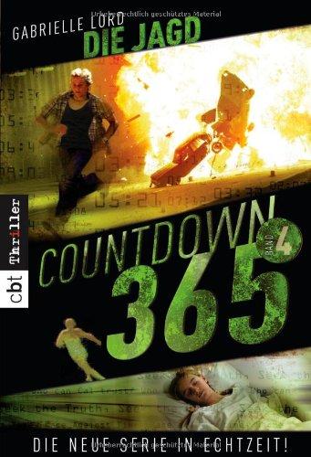 9783570306444: Countdown 365 - 04. Die Jagd