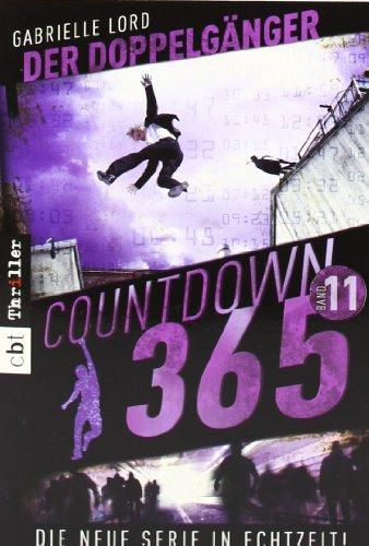9783570306949: Countdown 365 - 11. Der Doppelgänger