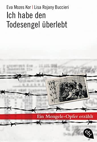 9783570401095: Ich habe den Todesengel überlebt: Ein Mengele-Opfer erzählt