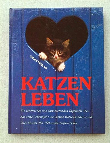 9783572006823: Katzenleben