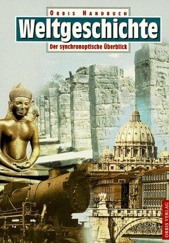 9783572009084: Kursbuch Weltgeschichte. Der synchronoptische Überblick