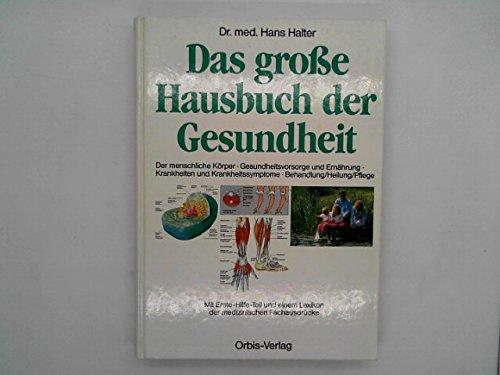 9783572070640: Das grosse Hausbuch der Gesundheit