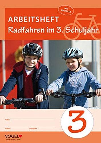 9783574192401: Radfahren im 3. Schuljahr. Arbeitsheft