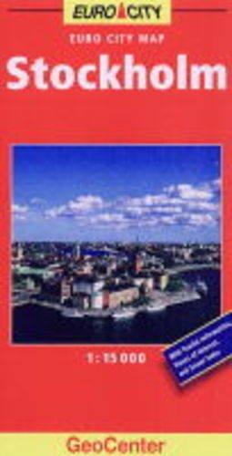 9783575032522: Stockholm (GeoCenter Euro City Maps)