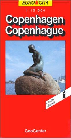9783575113269: Copenhagen (Euro City Map) (German and Multilingual Edition)