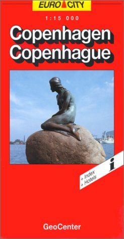 9783575113269: Copenhagen (Euro City Map) (German and Multilingual Edition)