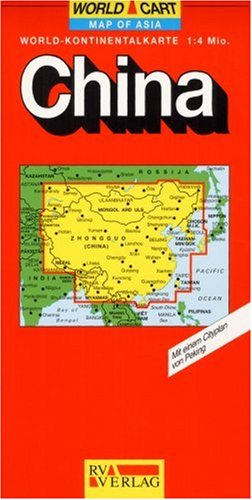 9783575118158: China (World Map) (German Edition)